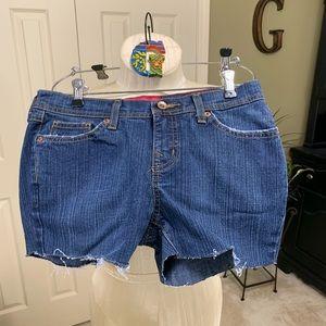 GLO Denim Shorts Size 5